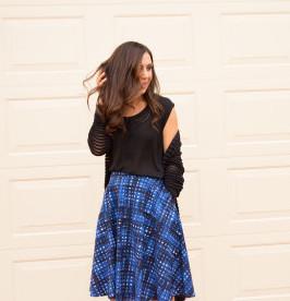 Target Midi Skirt