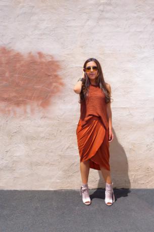 Seduce skirt and top